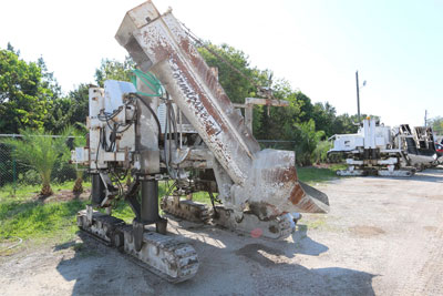 Detail photo of  Miller Formless M8100 from Construction Equipment Guide