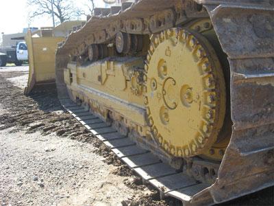 Detail photo of 2013 Caterpillar D6K from Construction Equipment Guide