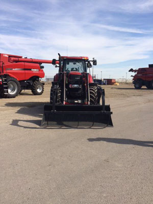Detail photo of 2015 Case IH PUMA165 from Construction Equipment Guide
