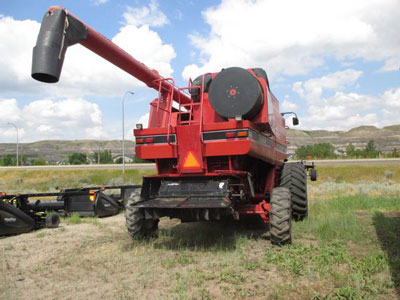 Detail photo of 1999 Case IH 2388 from Construction Equipment Guide