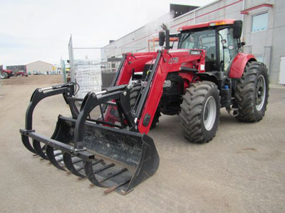 Detail photo of 2015 Case IH PUMA185 from Construction Equipment Guide
