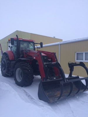 Detail photo of 2015 Case IH PUMA220 from Construction Equipment Guide