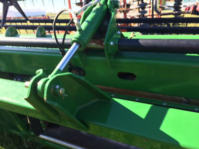 Detail photo of 2014 John Deere 635-35 from Construction Equipment Guide