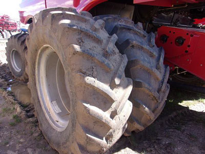 Detail photo of 2009 Case IH 9120 from Construction Equipment Guide