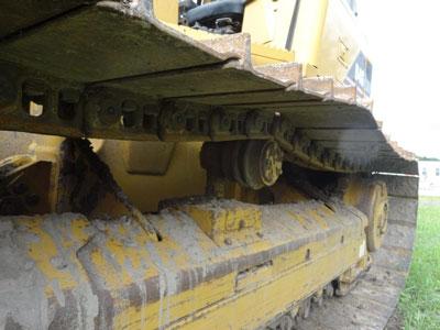 Detail photo of 2007 Caterpillar D4G LGP from Construction Equipment Guide