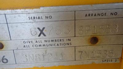 Detail photo of 1979 Caterpillar D6D LGP from Construction Equipment Guide