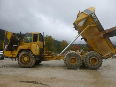 Detail photo of 2001 Moxy MT36 from Construction Equipment Guide