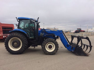 Detail photo of 2007 New Holland T6050 from Construction Equipment Guide