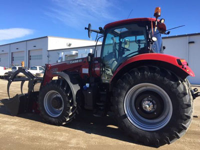 Detail photo of 2016 Case IH MAX135 from Construction Equipment Guide