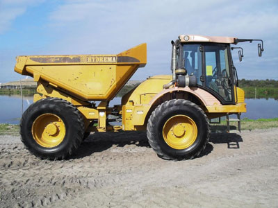 Detail photo of 2010 Hydrema 912HM from Construction Equipment Guide