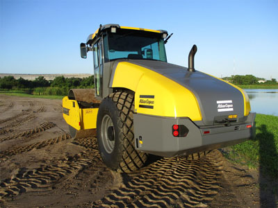 Detail photo of 2016 Dynapac CA2500PD from Construction Equipment Guide
