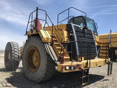 Detail photo of 2007 Caterpillar 777F from Construction Equipment Guide