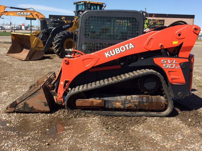 Detail photo of 2012 Kubota SVL90-2 from Construction Equipment Guide