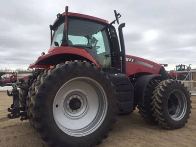 Detail photo of 2014 Case IH MAG290 from Construction Equipment Guide
