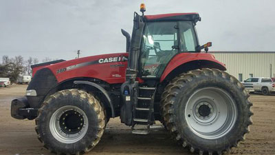 Detail photo of 2016 Case IH MAG280 from Construction Equipment Guide