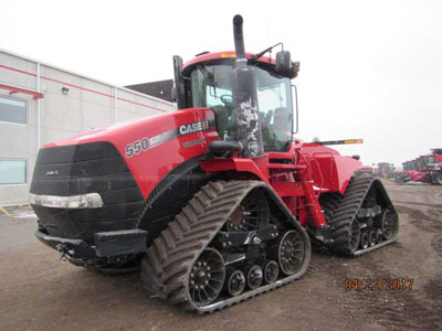 Detail photo of 2014 Case IH 550Q from Construction Equipment Guide