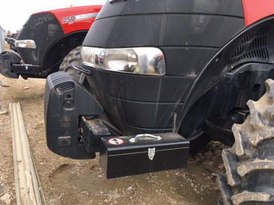 Detail photo of 2015 Case IH MAG250 from Construction Equipment Guide