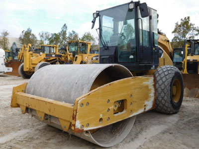 2008 CATERPILLAR CS54 XT