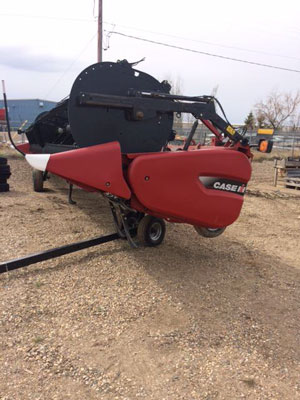 Detail photo of 2014 Case IH 3152-40 from Construction Equipment Guide