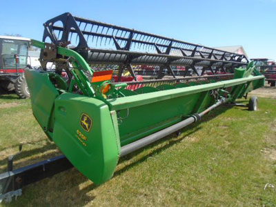 Detail photo of 2006 John Deere 635F-35 from Construction Equipment Guide
