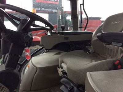 Detail photo of 2012 Case IH MAX125 from Construction Equipment Guide