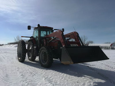 Detail photo of 2005 Case IH MX285 from Construction Equipment Guide