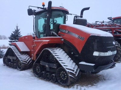 Detail photo of 2015 Case IH 540Q from Construction Equipment Guide