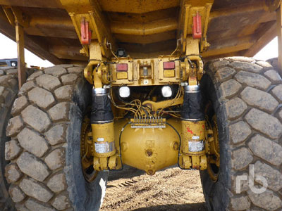 Detail photo of 2006 Caterpillar 773E from Construction Equipment Guide