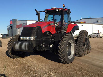 Detail photo of 2016 Case IH MAG340 from Construction Equipment Guide