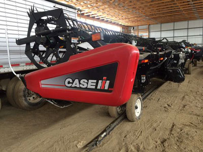 Detail photo of 2011 Case IH 2152-40 from Construction Equipment Guide