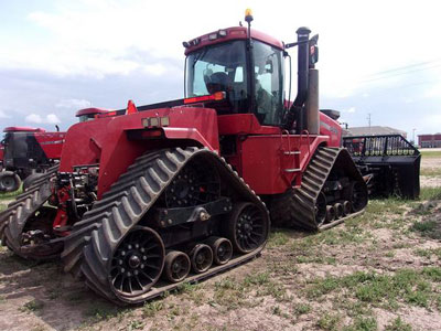 Detail photo of 2008 Case IH 535Q from Construction Equipment Guide