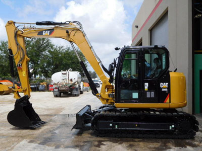 2017 CATERPILLAR 308E2 CR SB - NEW