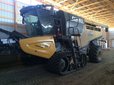 Detail photo of 2015 Claas 760TT from Construction Equipment Guide