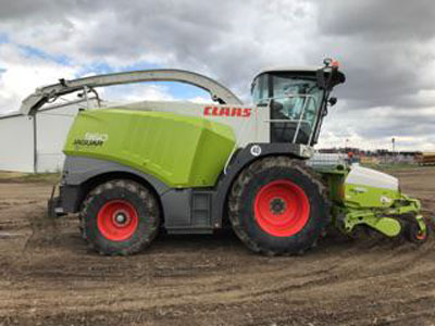Detail photo of 2011 Claas 960 from Construction Equipment Guide