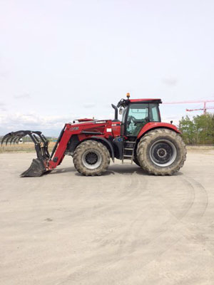 Detail photo of 2016 Case IH MAG220 from Construction Equipment Guide