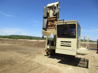 Detail photo of 2006 Atlas Copco DM45HP from Construction Equipment Guide