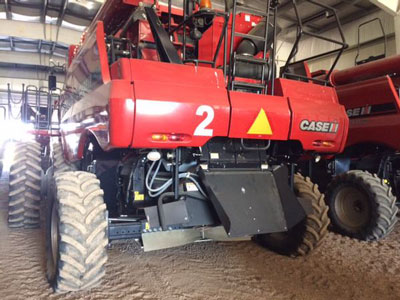 Detail photo of 2009 Case IH 8120 from Construction Equipment Guide