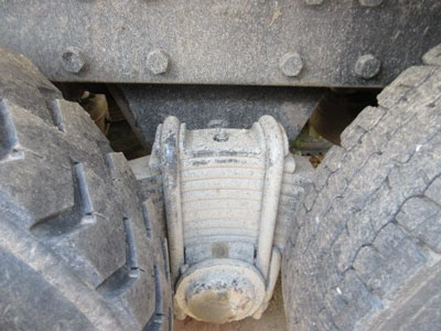 Detail photo of 1989 Mack DM690S from Construction Equipment Guide