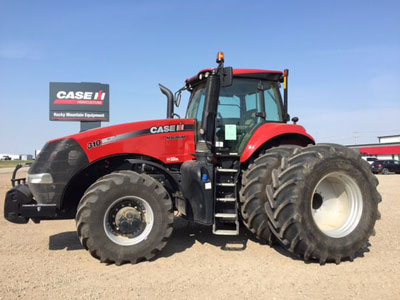 Detail photo of 2016 Case IH MAG310 from Construction Equipment Guide
