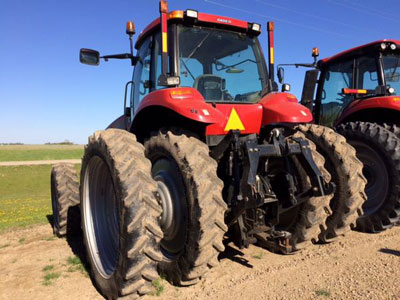 Detail photo of 2013 Case IH MAG290PS from Construction Equipment Guide