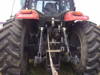 Detail photo of 2016 Case IH PUMA185 from Construction Equipment Guide