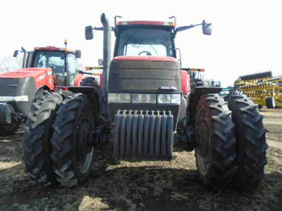 Detail photo of 2003 Case IH MX285 from Construction Equipment Guide