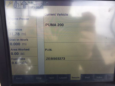 Detail photo of 2014 Case IH PUMA185 from Construction Equipment Guide