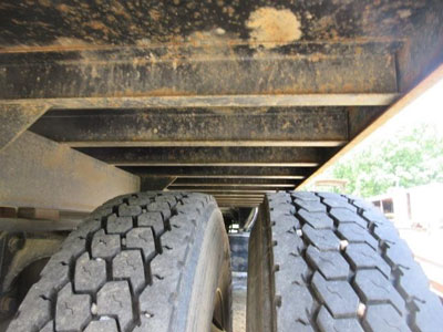 Detail photo of 2004 Ford F650 XL SD from Construction Equipment Guide