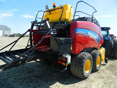 Detail photo of 2015 New Holland 340 from Construction Equipment Guide