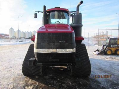 Detail photo of 2014 Case IH 470Q from Construction Equipment Guide
