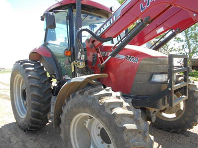 Detail photo of 2013 Case IH FARM110A from Construction Equipment Guide