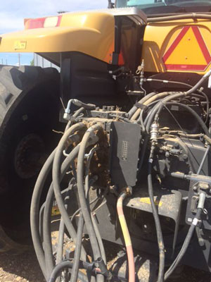 Detail photo of 2014 Caterpillar MT875C from Construction Equipment Guide