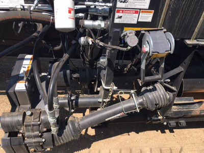 Detail photo of 2013 HONEY BEE SP40 from Construction Equipment Guide