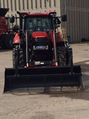 Detail photo of 2016 Case IH MAX150 from Construction Equipment Guide